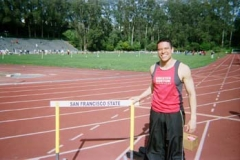 2006-03_HurdlesCollection-SanFranciscoState